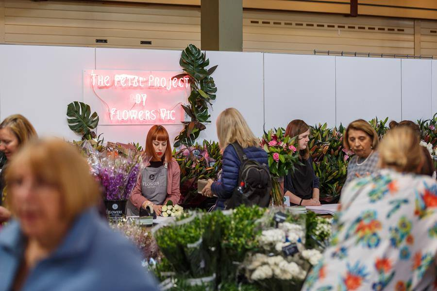 Melbourne Royal Flower Festival