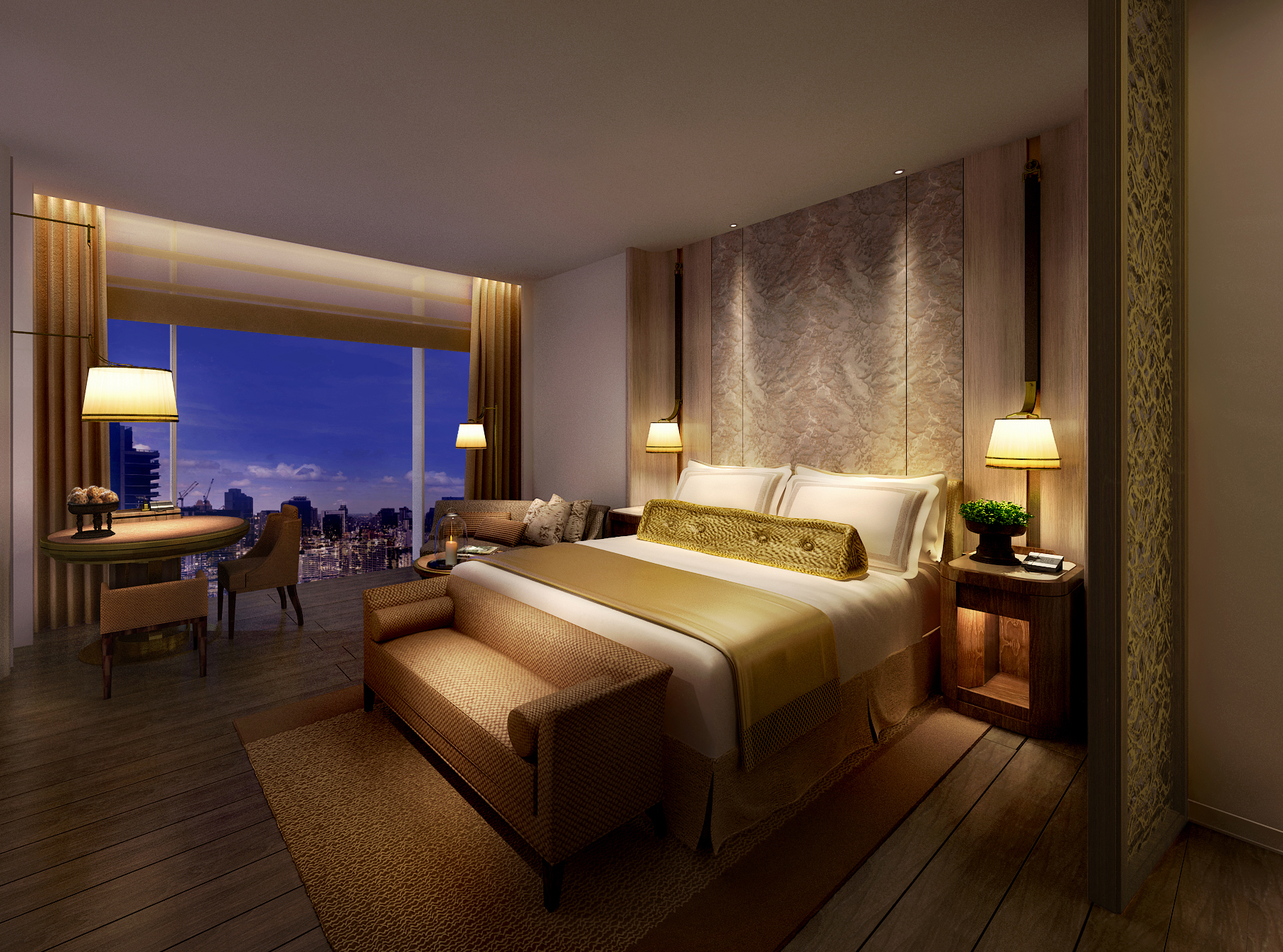 Waldorf Astoria's first property in Southeast Asia set to debut in Bangkok