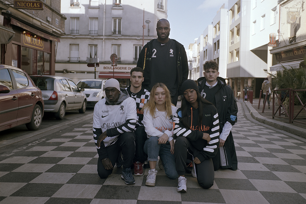 Virgil Abloh and Kim Jones debut respective Nike World Cup collections