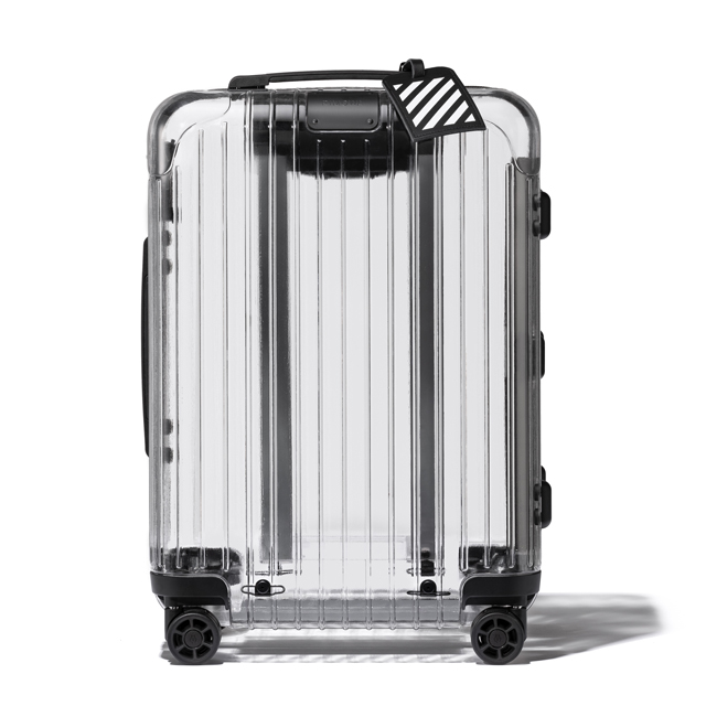 Rimowa x Off-White carry-on case