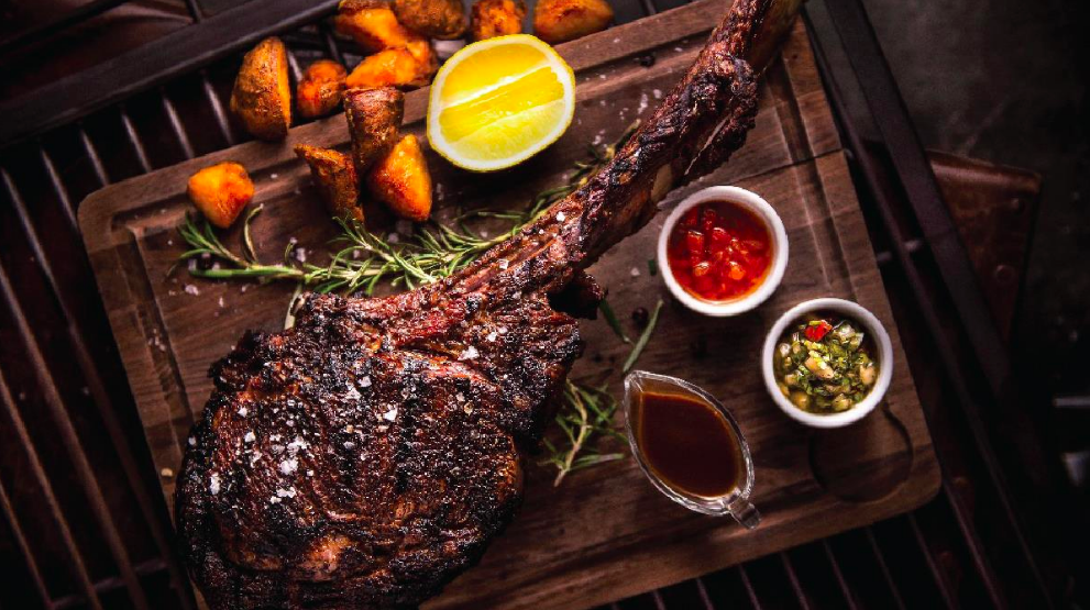 Dude food feasts to treat dad this Fathers' Day