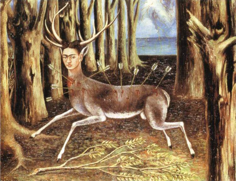 The Wounded Deer, 1946