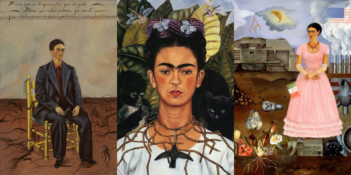 The meaning behind some of Frida Kahlo's most iconic works