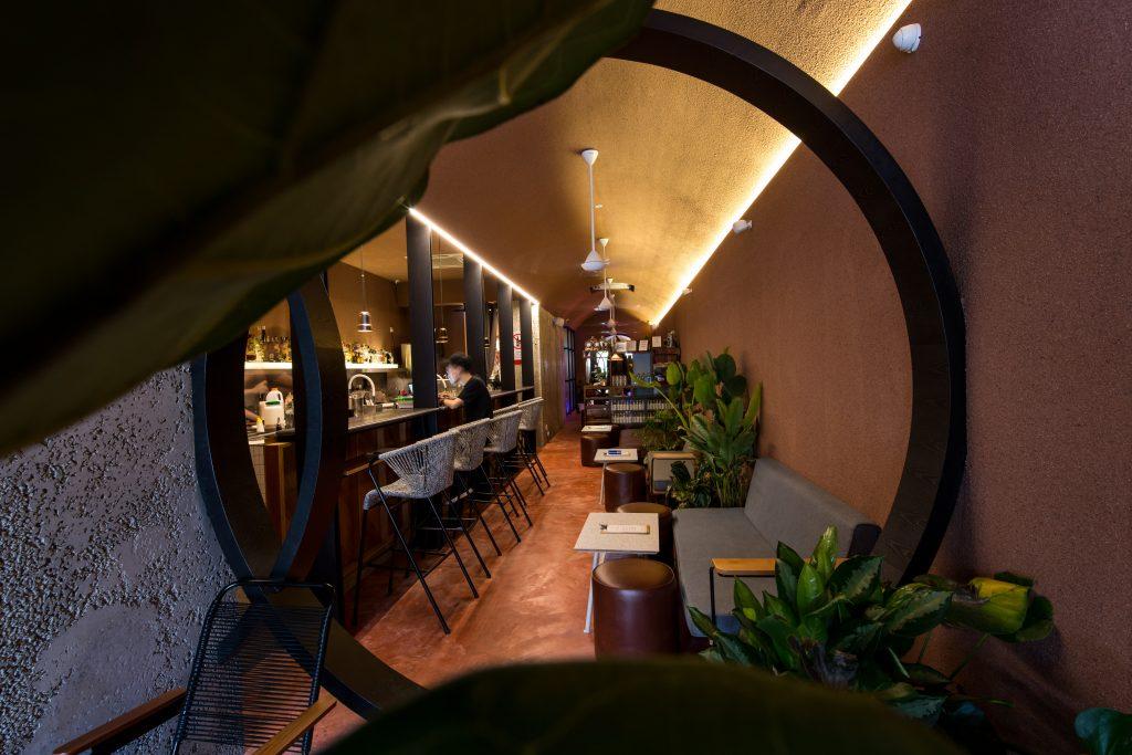 Last stop: Nightcap in Coley cocktail bar