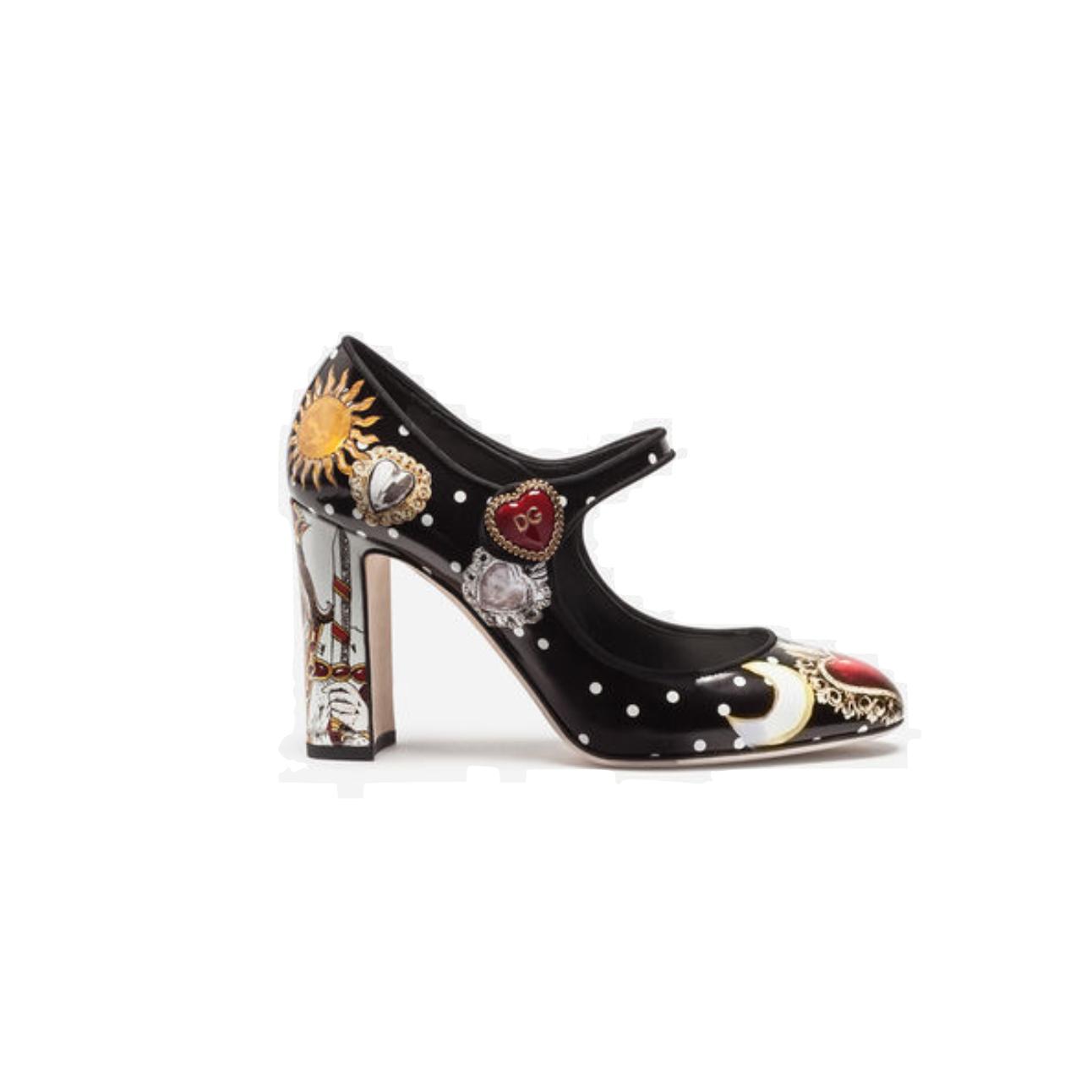 Dolce & Gabbana's Mary Jane shoe