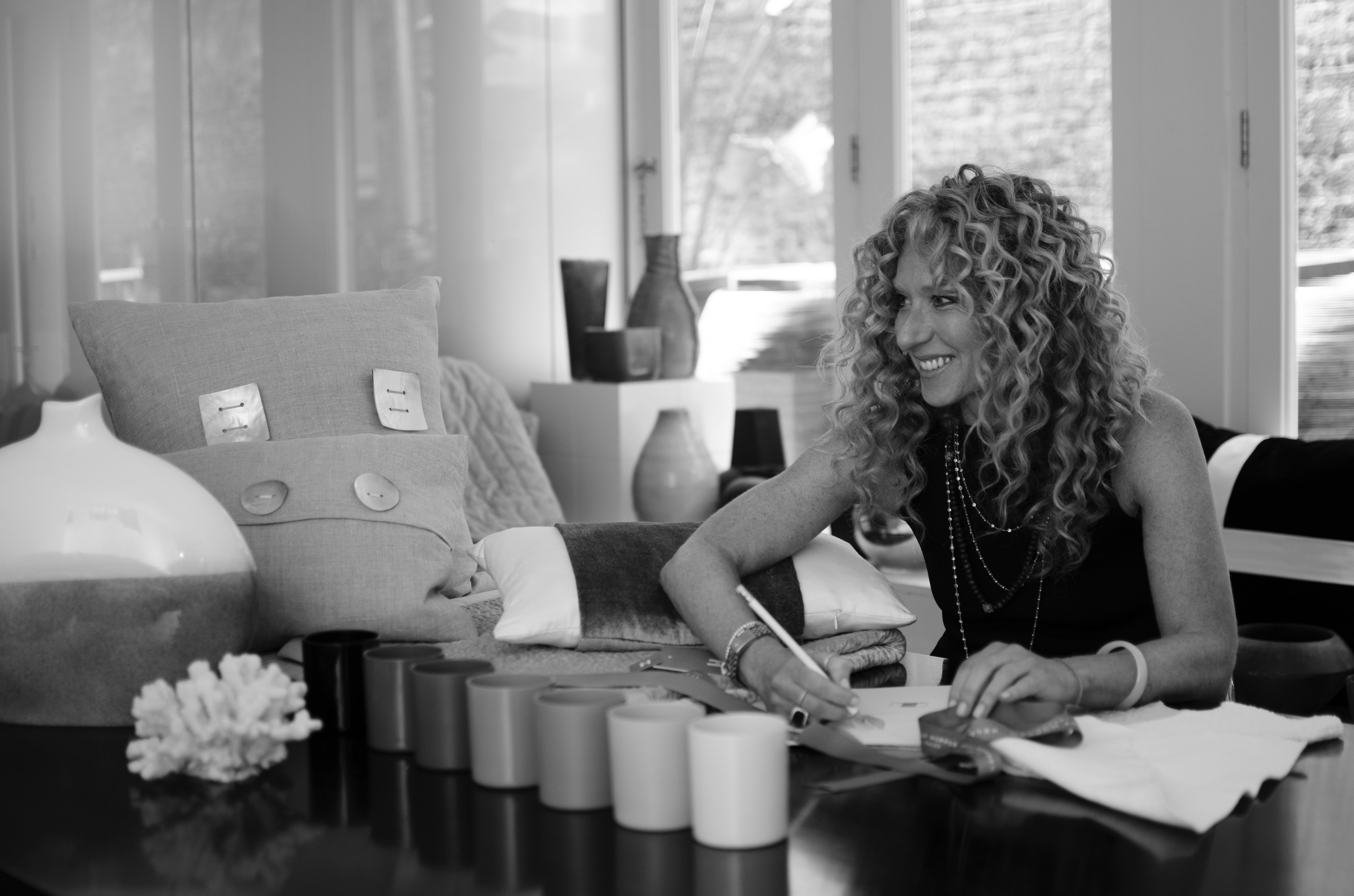 Rule Book: Kelly Hoppen on being comfortable in your own skin and space