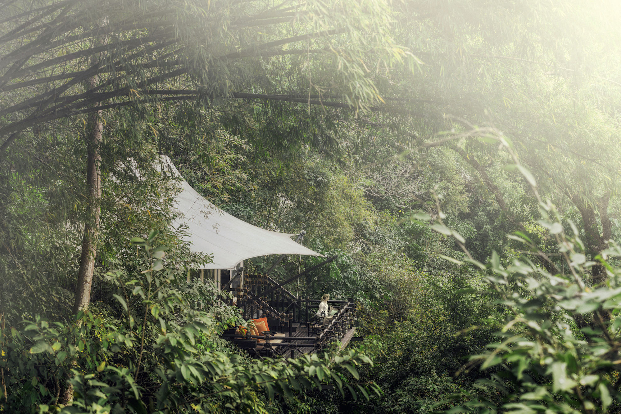 Checking in: Four Seasons Tented Camp Golden Triangle