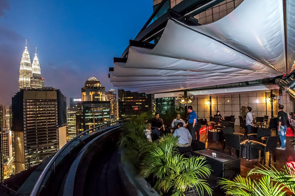 The Best Rooftop Bars In Kl To Bask In The City Skyline