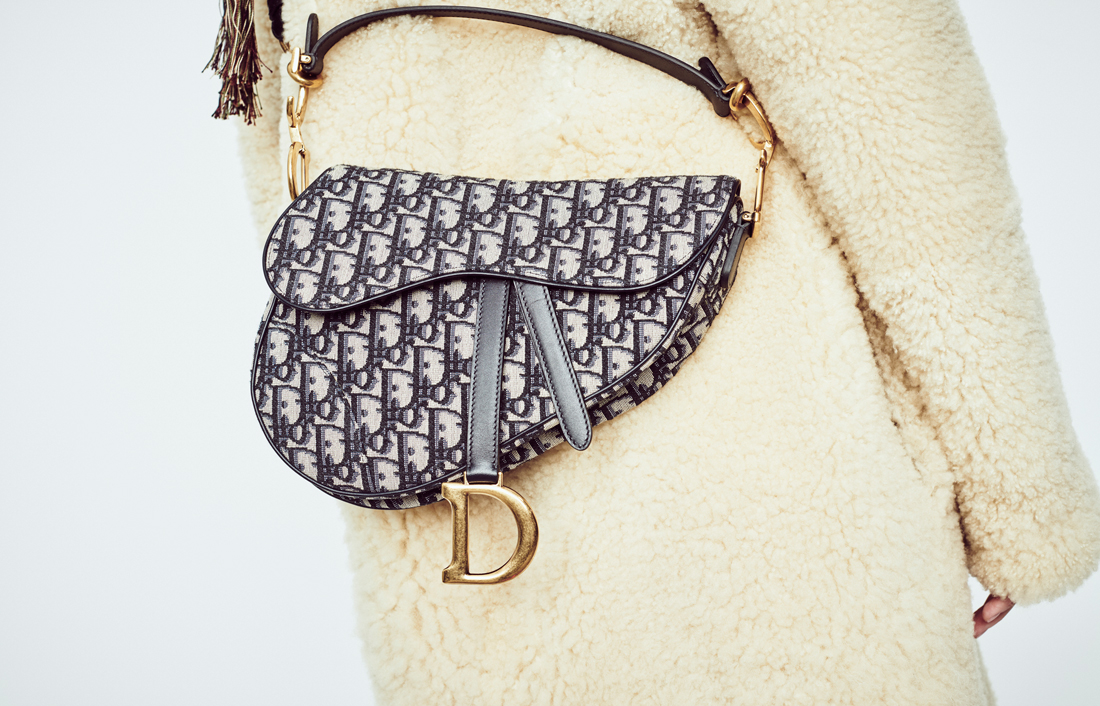 The Dior Saddle bag saga, and why it is back for good