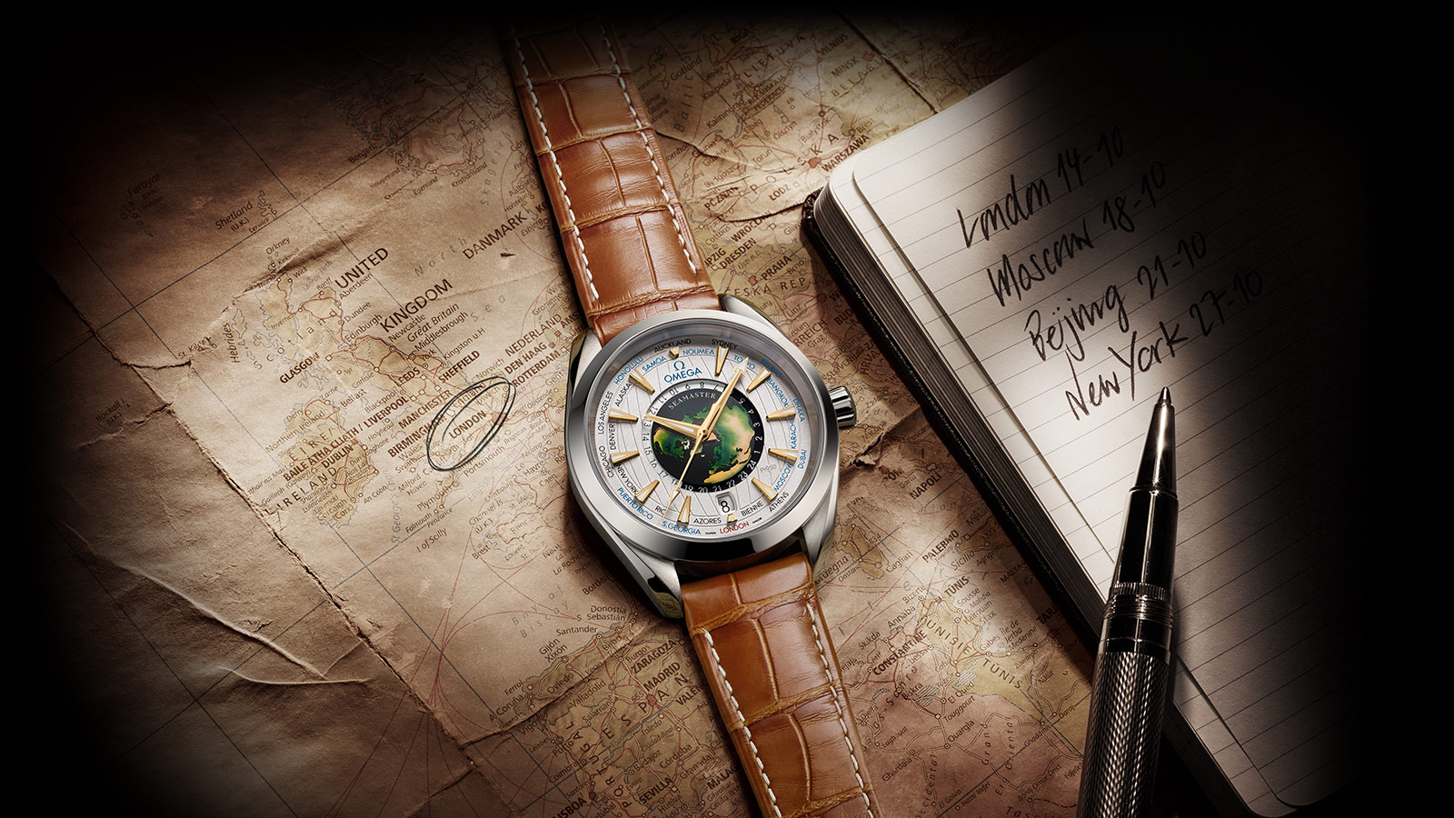 8 worldtimer watches that will take you around the globe