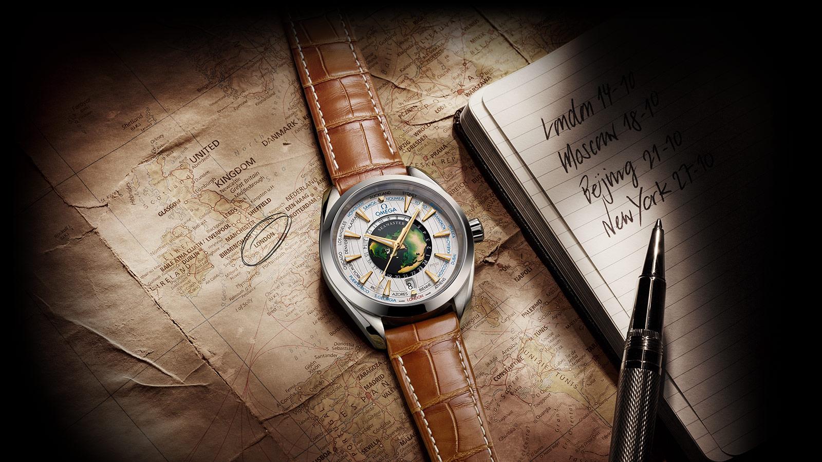 8 worldtimer watches that will take you around the globe