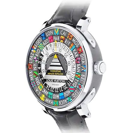 Louis Vuitton Escale Worldtime Minute Repeater