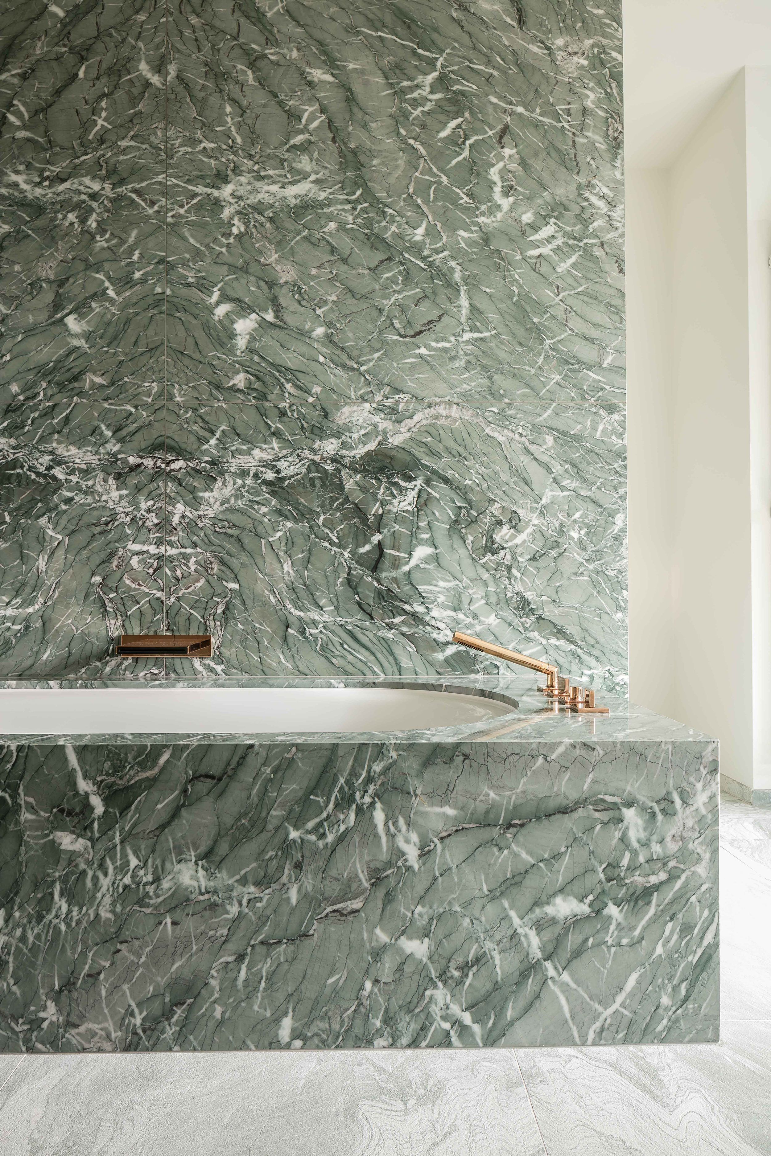 Here S How Green Marble Can Bring Sophisticated Style To Your Home