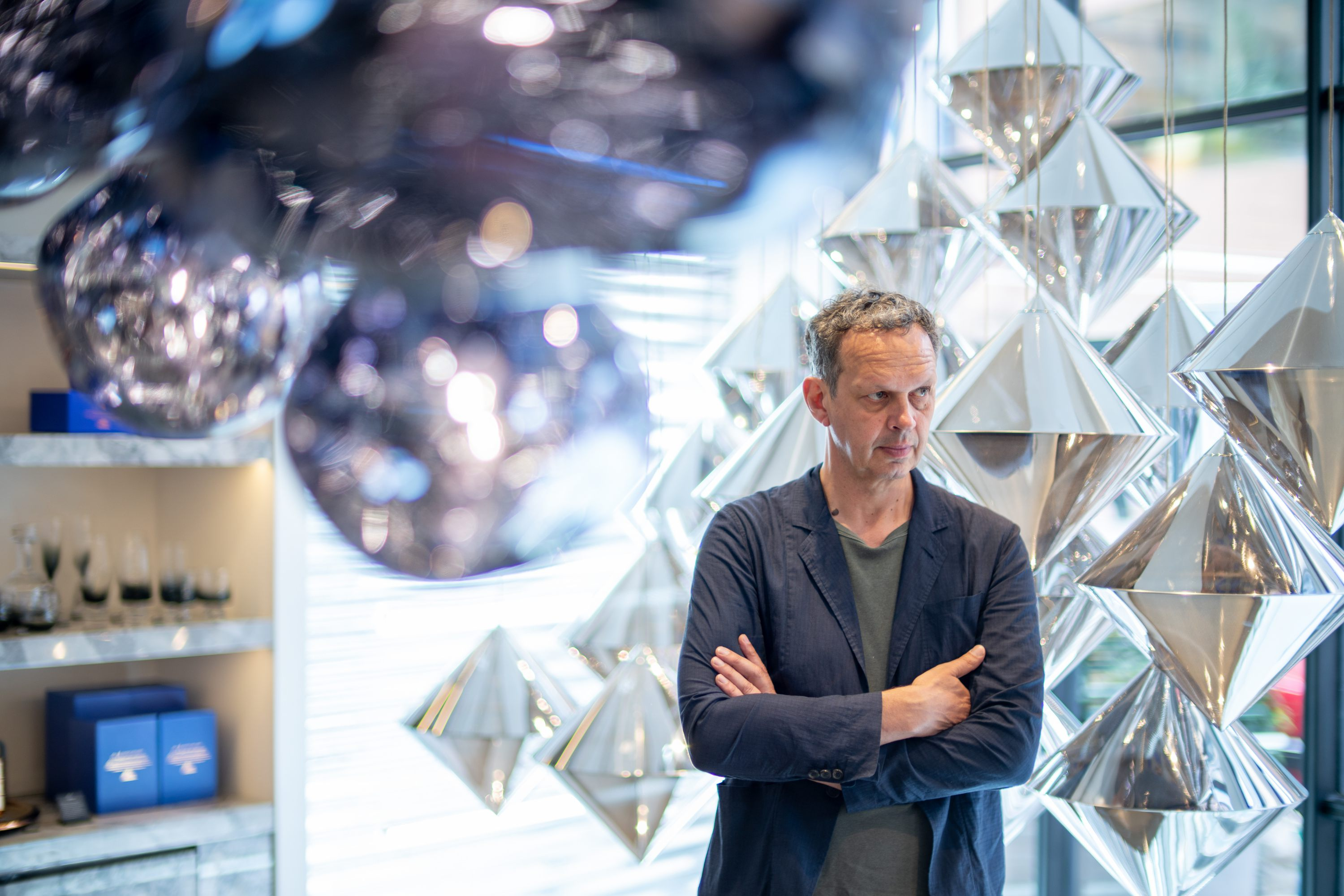 Q&A: Tom Dixon on the constant struggle of staying original and the power of Instagram