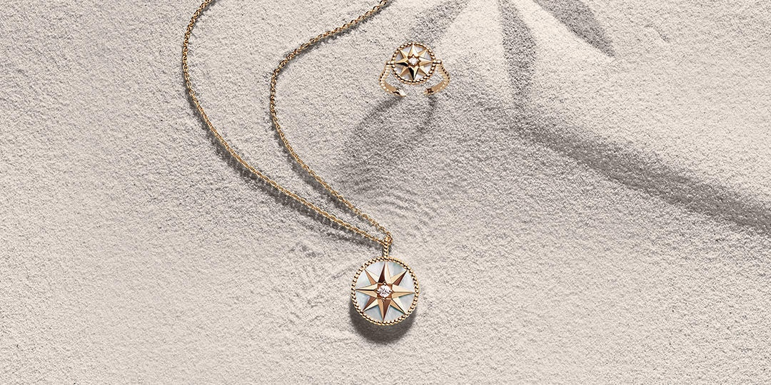 Dior's new Rose des Vents jewellery line is imbued with a deeply personal history