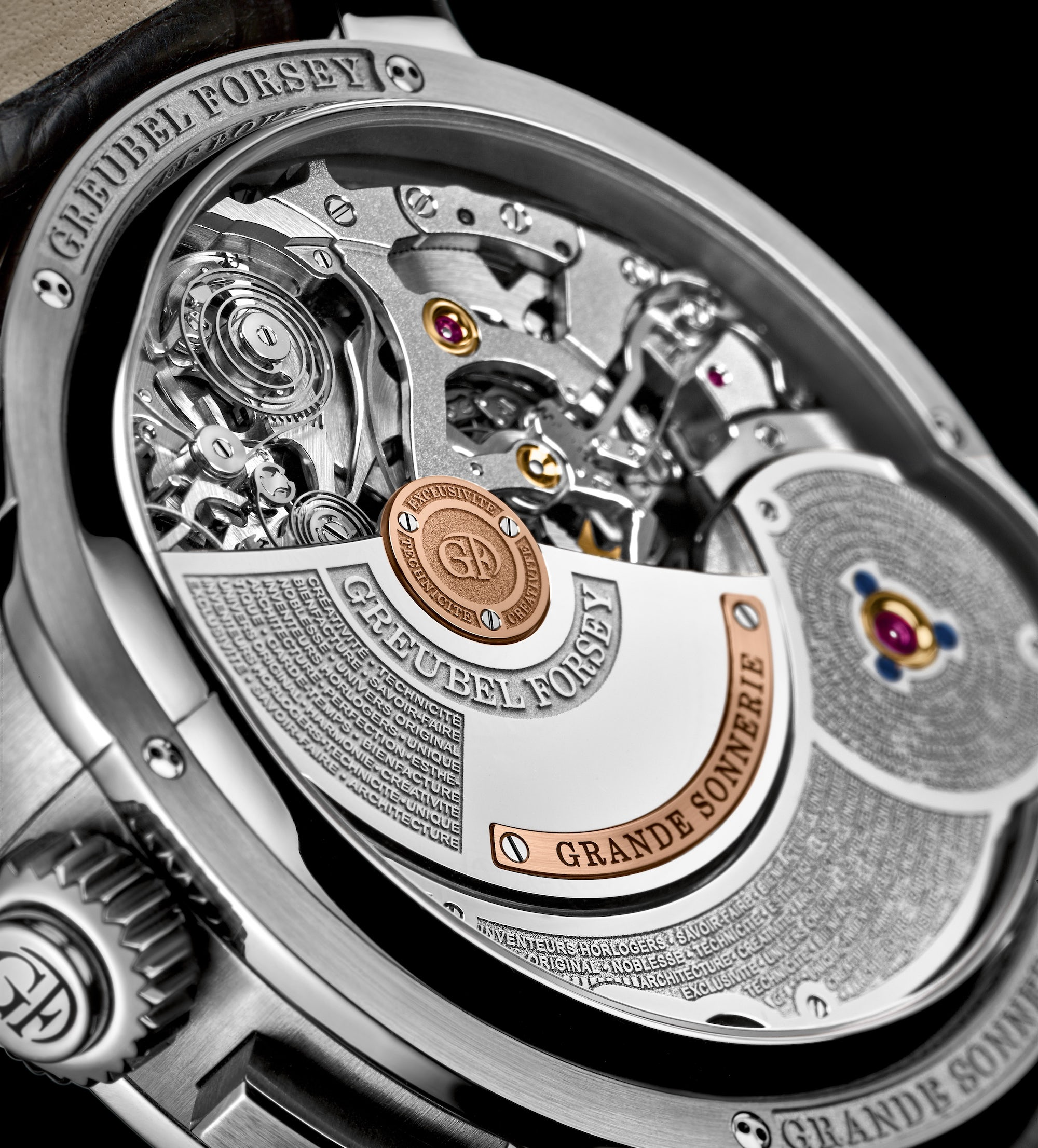 Uncomplicate this: Why the Grande Sonnerie is more than just bells and whistles