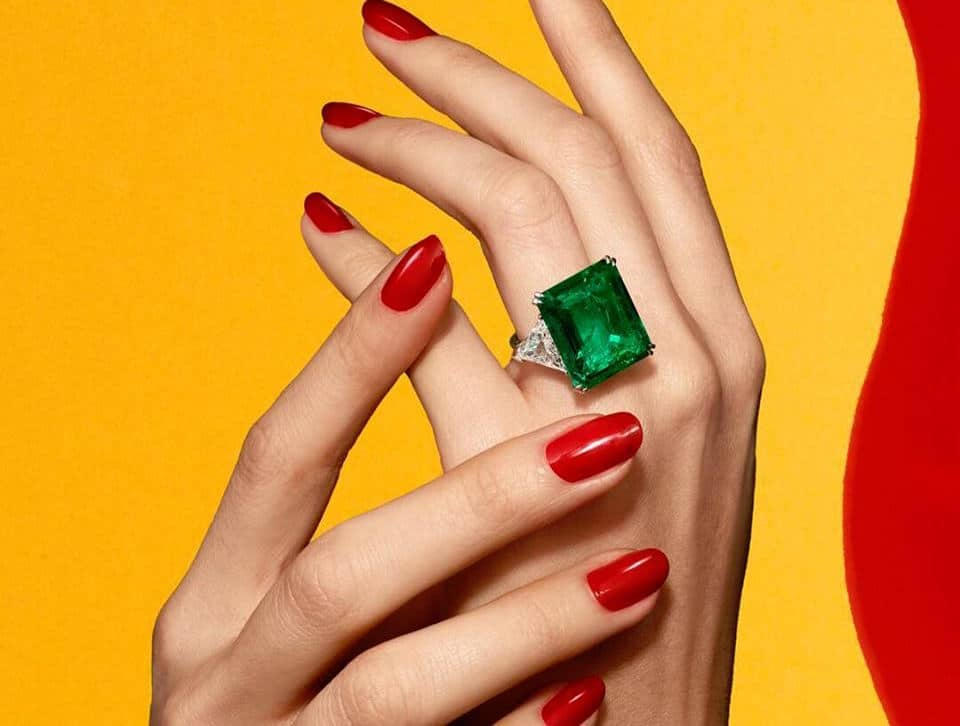 Crazy Rich Asians' style: 8 crazy beautiful emerald rings | Lifestyle Asia  Bangkok