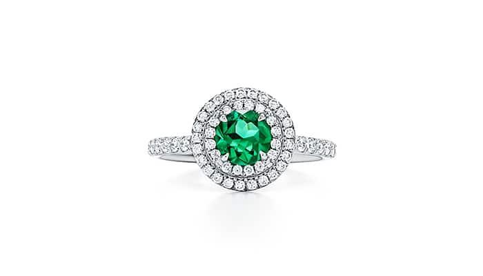 Tiffany & Co. Soleste Ring