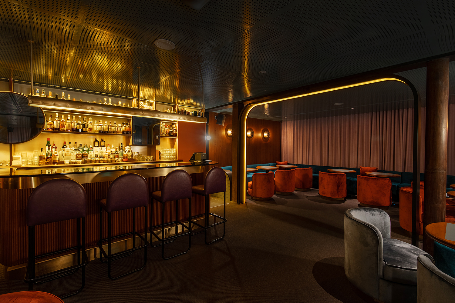 Jigger & Pony returns with a new home at Amara Singapore