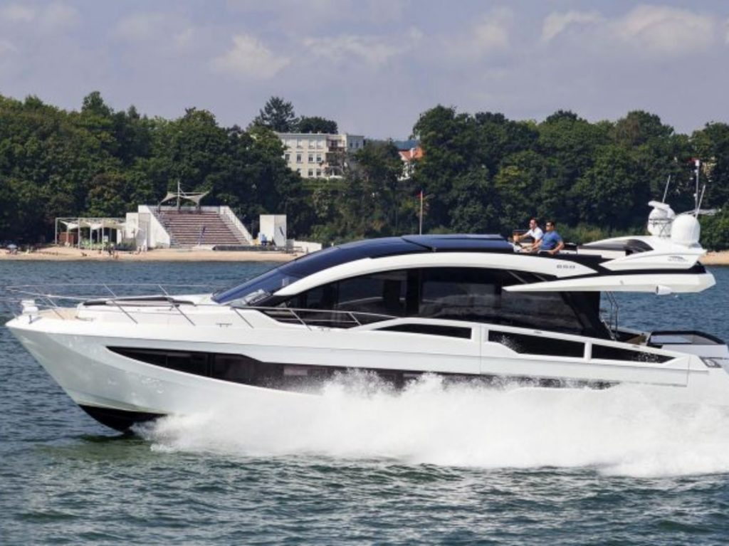 2018 yachts to know - Galeon