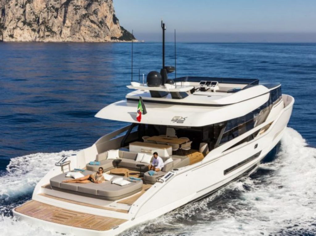 2018 yachts to know - ISA Extra 76