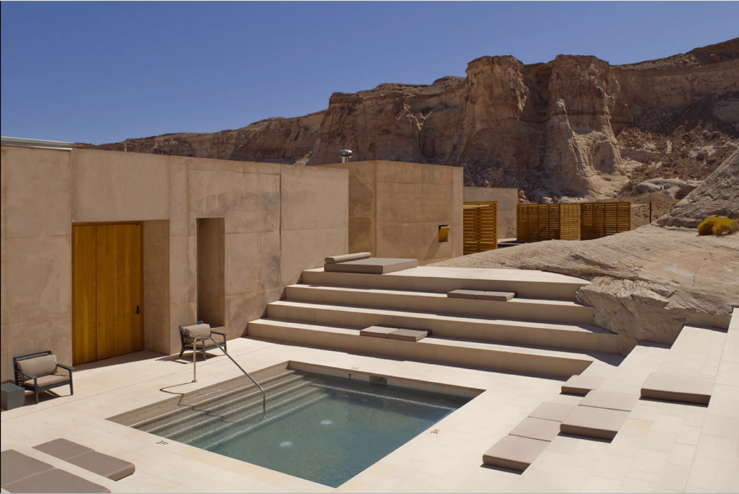 These stunning luxury desert hotels are a cool way to beat the heat