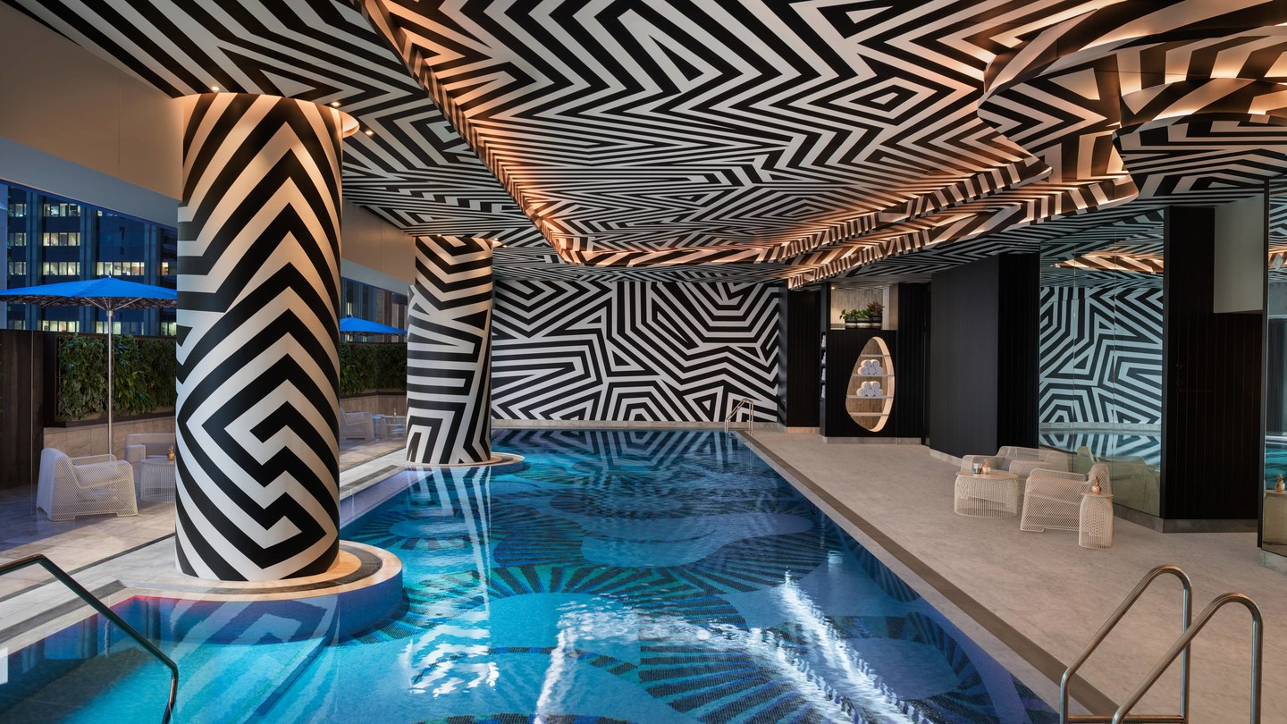 Check in: W Brisbane is where music, design and indigenous references embrace