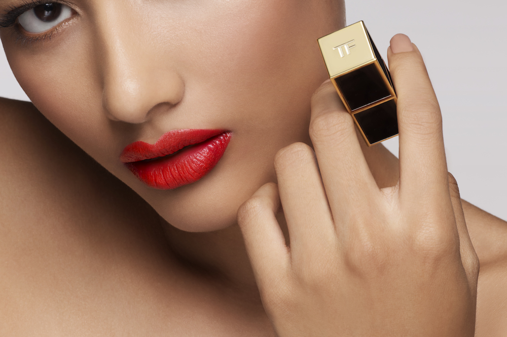 Find your true match with the refreshed Tom Ford Boys & Girls lipstick line