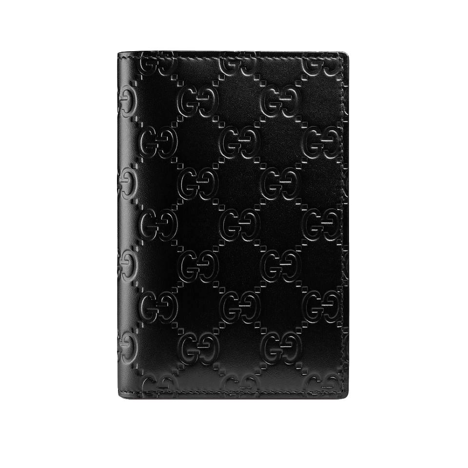 Gucci Signature Passport Case