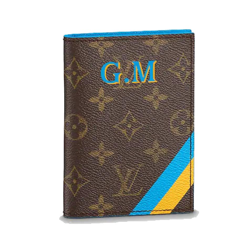 Louis Vuitton Passport Cover Mon Monogram