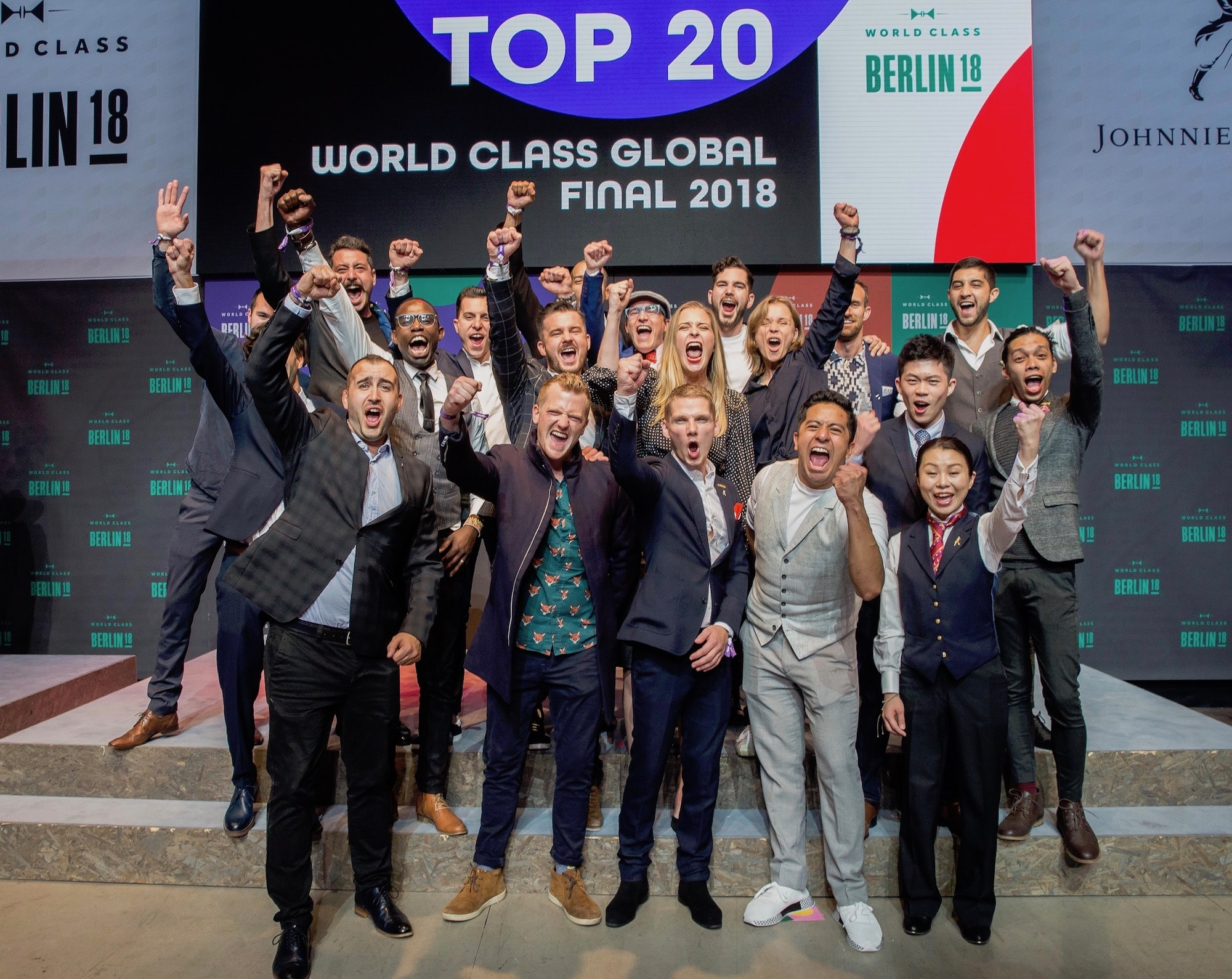 Australia's Orlando Marzo crowned world's best bartender, and other World Class Asian winners