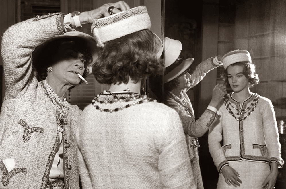 How Coco Chanel's iconic jacket revolutionised women's clothing