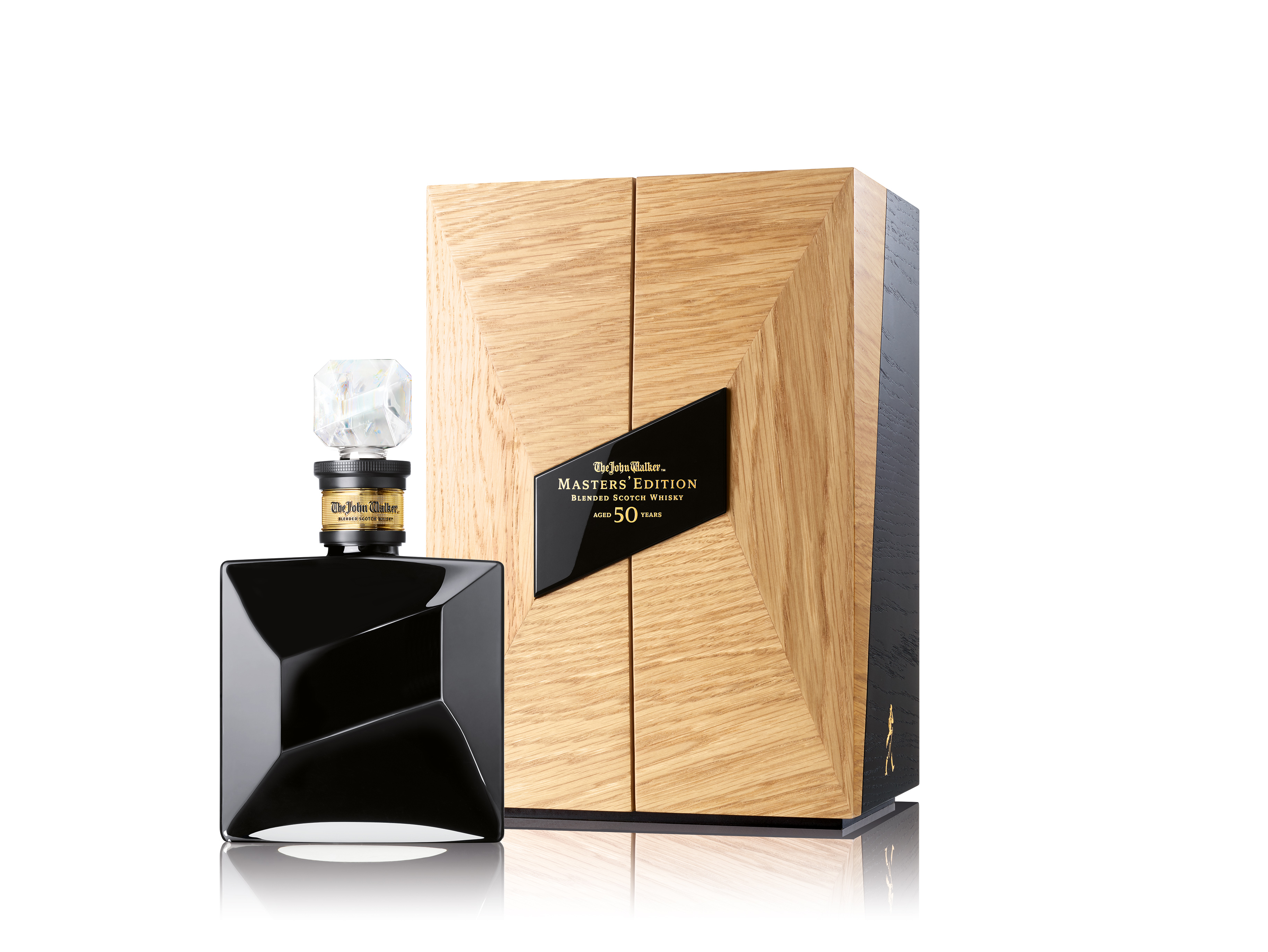 The John Walker Masters' Edition is the oldest Scotch whisky yet by Johnnie Walker