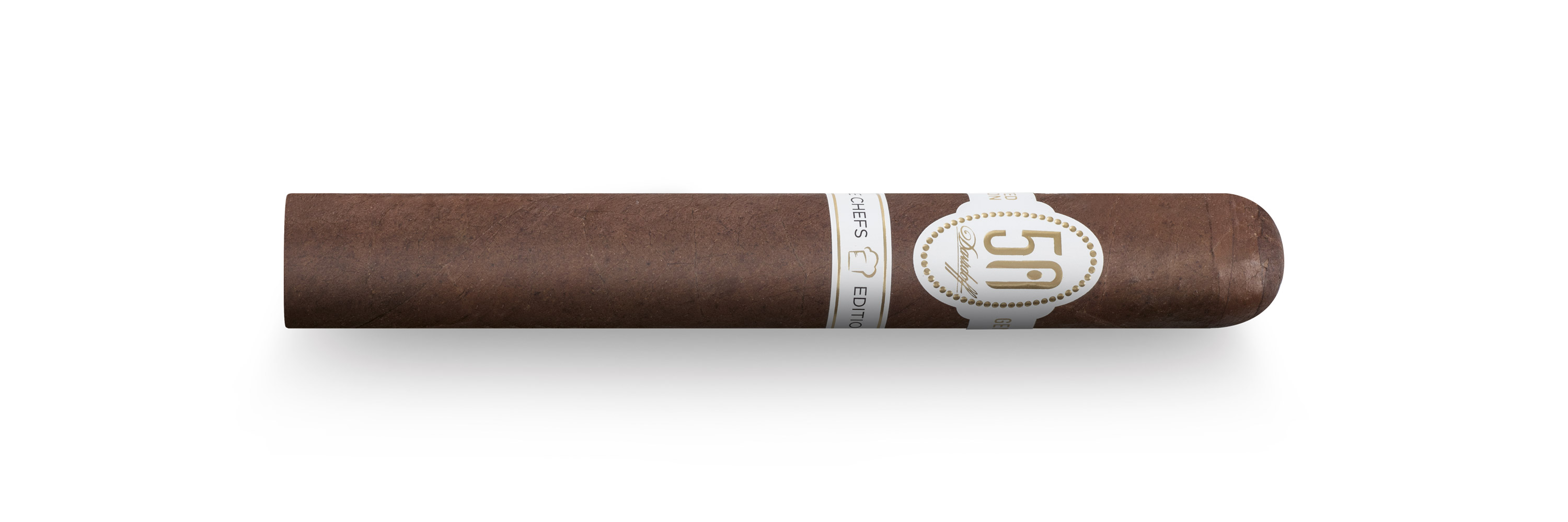 Davidoff releases a Michelin-starred cigar for their 50th anniversary