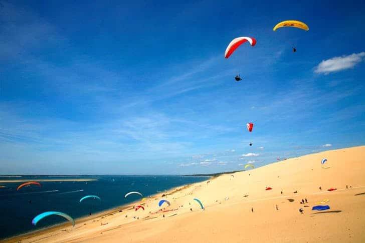 Dune du Pilat (La Corniche Beach), La Teste-de-Buch, France
