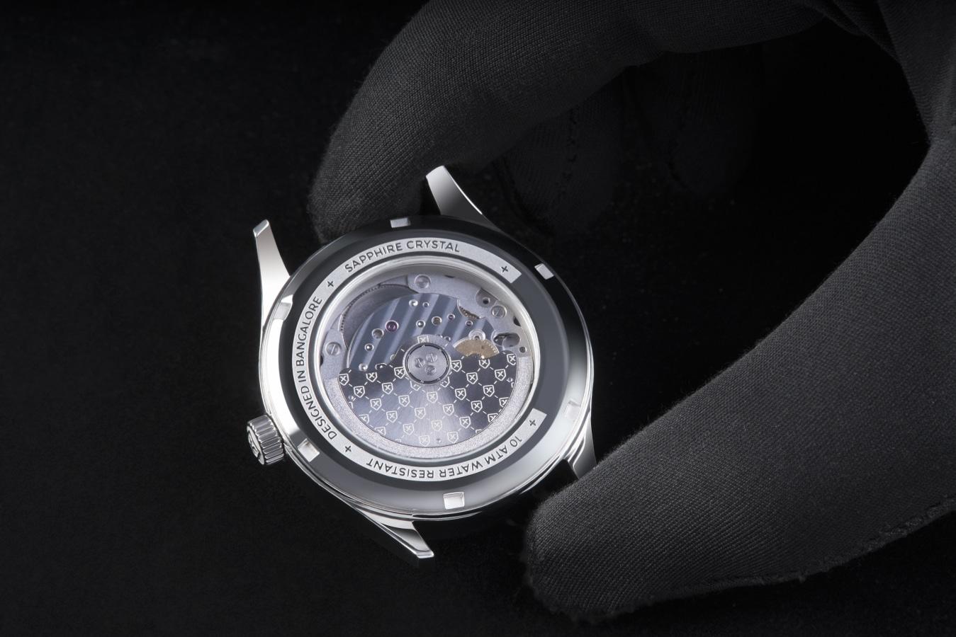 Details of Bangalore Watch Company's Renaissance collection