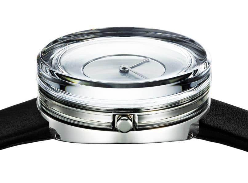 Transparent Watches: Issey Miyake