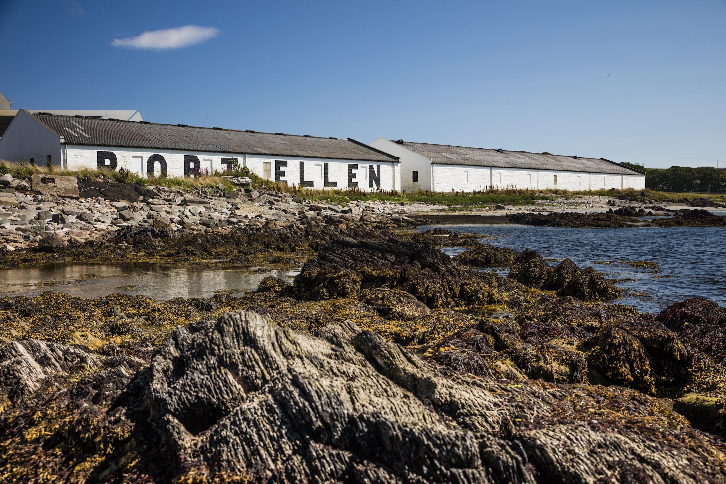 Behind Johnnie Walker's ghost distilleries and their ultra-rare Scotch whiskies