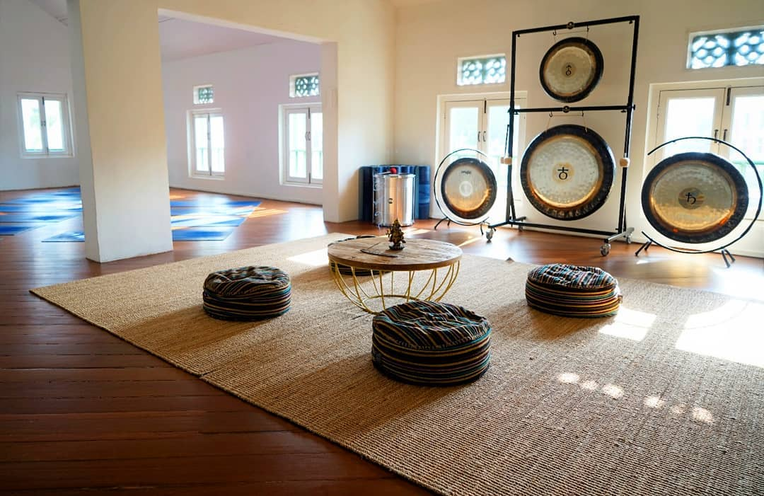 Gong meditation, Ascend Yoga Therapy