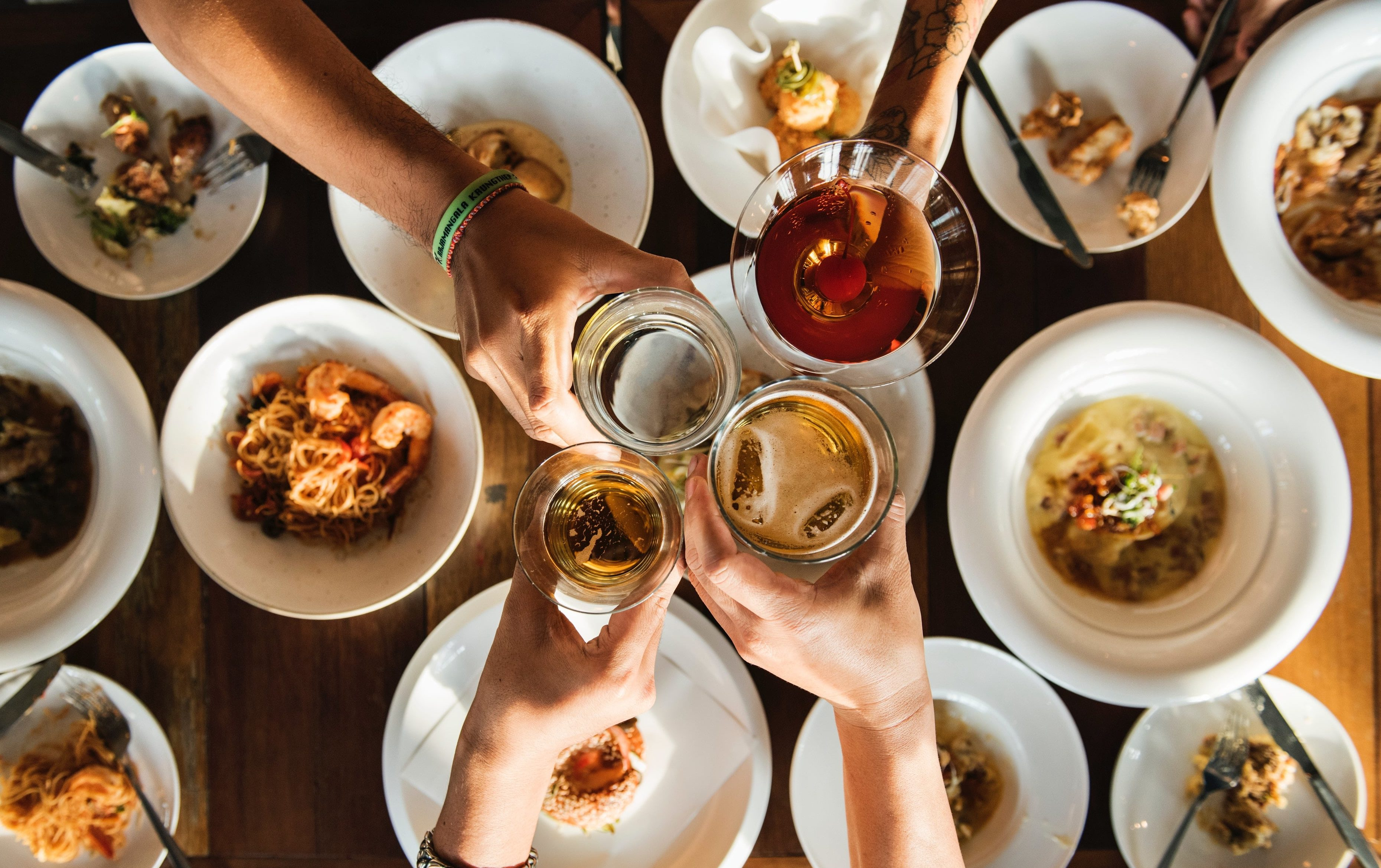 How to pair wine with Thai food like a pro