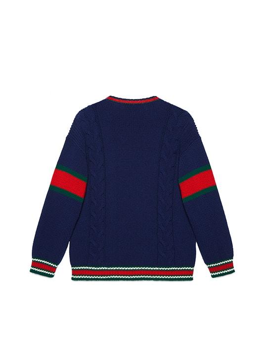 Gucci DIY Knitwear