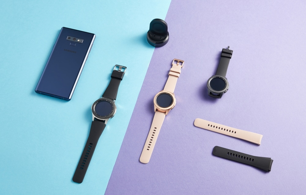 Review: The Samsung Galaxy Watch showcases its hybrid smartwatch appeal with a classic twist