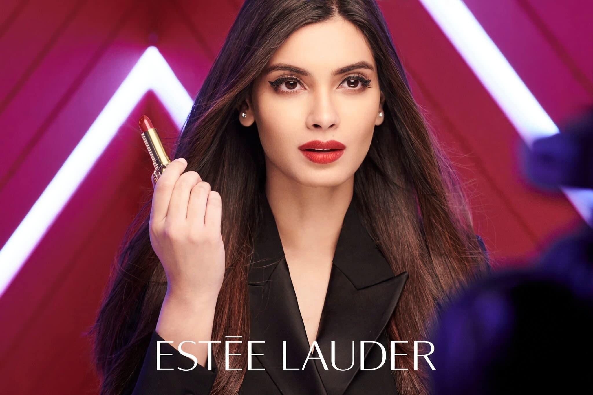 Video: Estée Lauder has appointed Diana Penty as India's first brand ambassador
