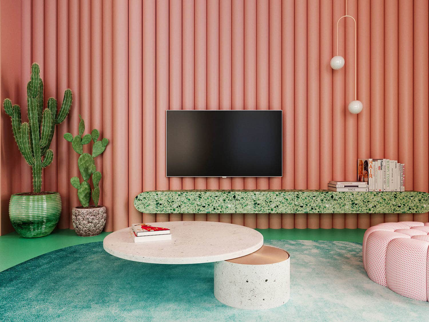 8 gorgeous ways to use living coral for your interiors