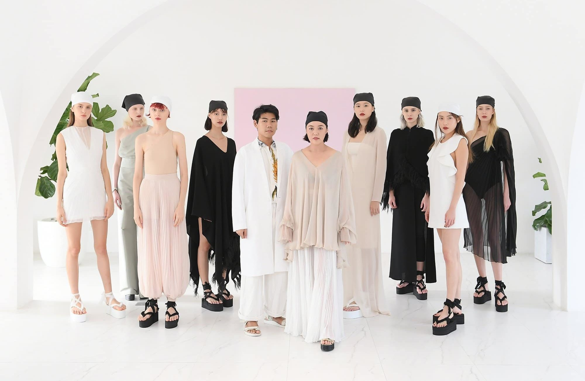 Gallery: Vickteerut's latest cruise 2019 collection is inspired by sculptural arts