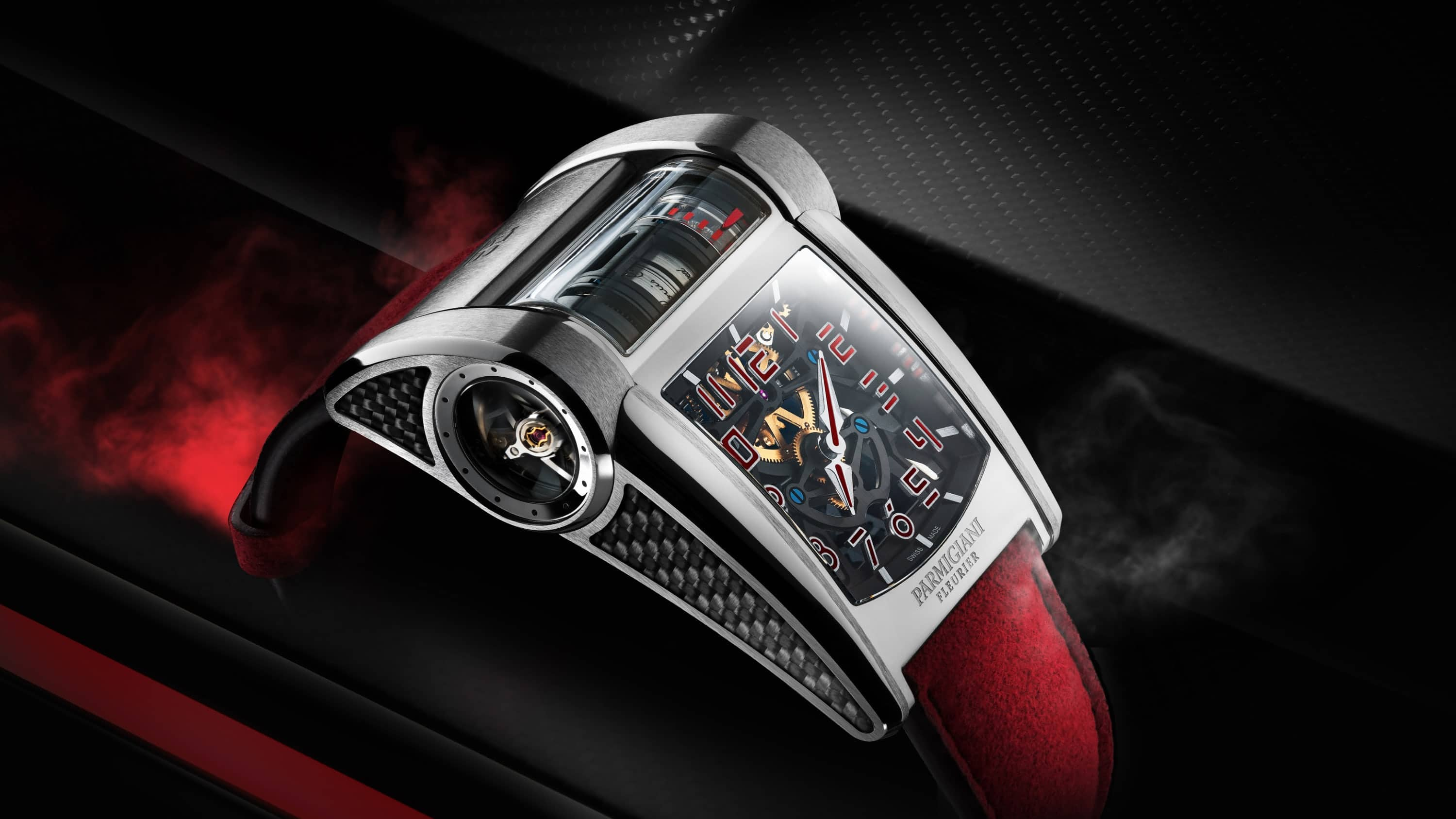 Clutch tocalibre: 5 timepieces crafted exclusively for automobile enthusiasts