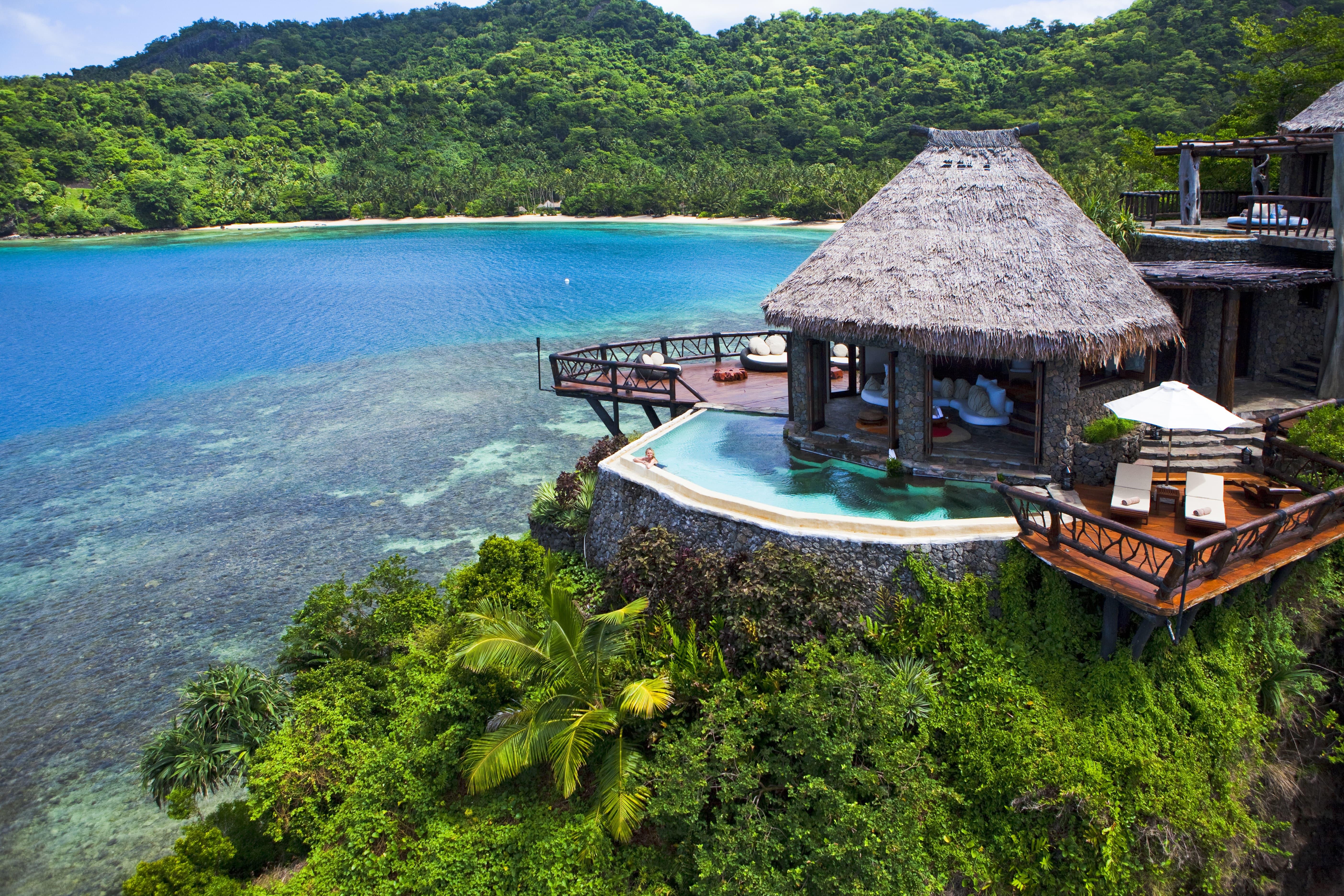 The best luxury resorts in the idyllic islands of Fiji