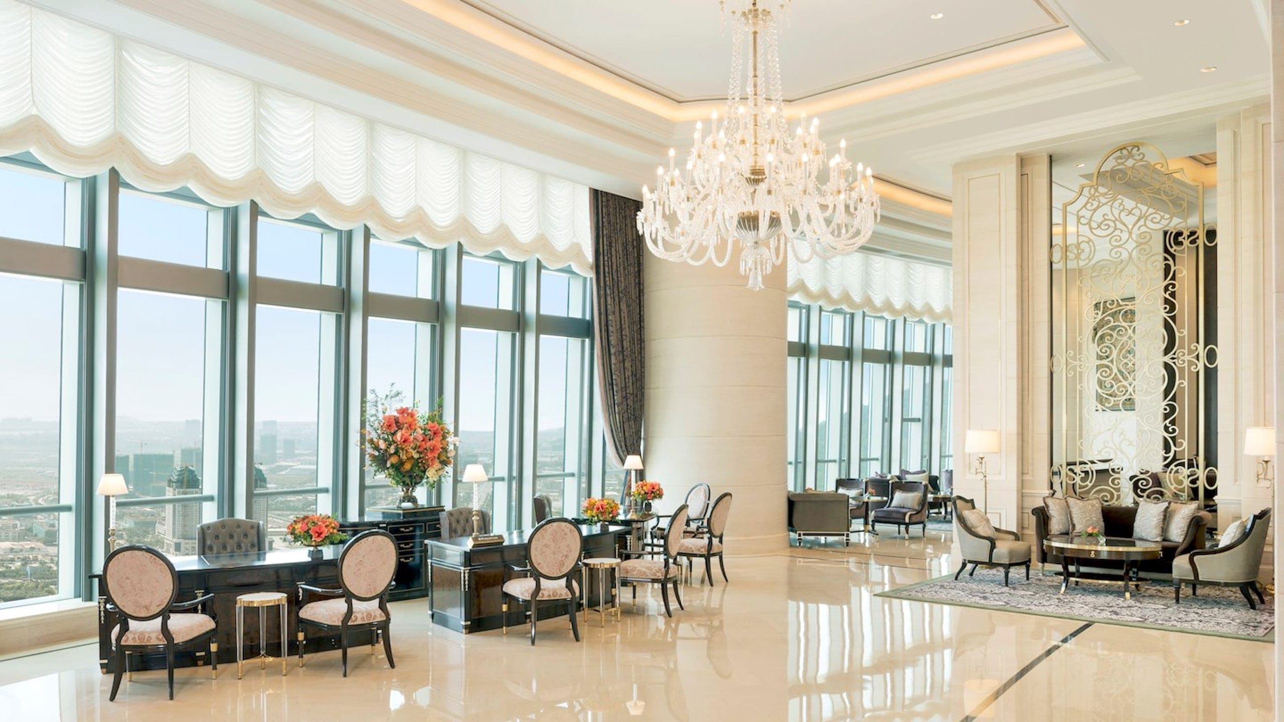 Review: The St. Regis Zhuhai brings Gilded Age style to the Chinese Riviera