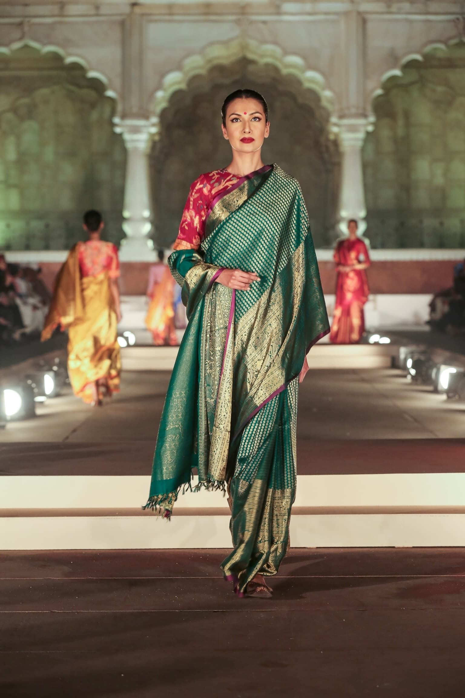 What S Your Sari Style These Are The 8 Designer Interpretations We Love