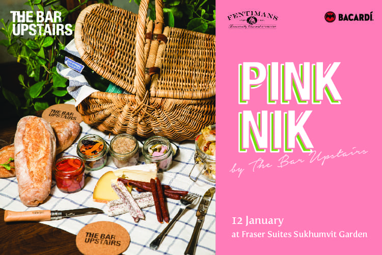PINKNIK by The Bar Upstairs